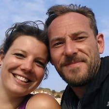 Henkilön Didier & Charlotte käyttäjäprofiili