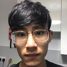 Perfil do usuário de Zihao