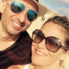 Karen & Franck felhasználói profilja