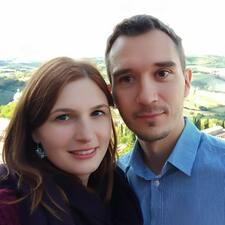 Ksana & Sergey Brugerprofil