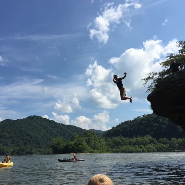 the Powell Family adventure guide to Charleston WV