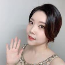 Nutzerprofil von Jeonghee