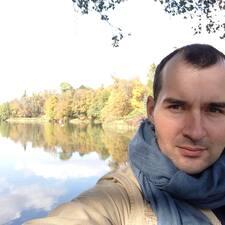 Oleksandr felhasználói profilja