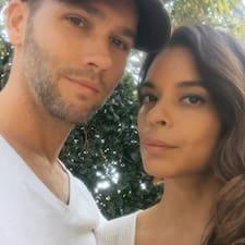 Profil utilisateur de Karina & Brian