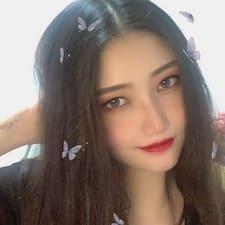 Perfil do usuário de Leona