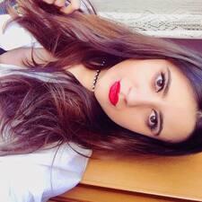 Sonia felhasználói profilja