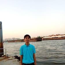 Nutzerprofil von Pongphan