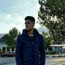 Fayçal felhasználói profilja