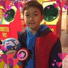 Profil utilisateur de Sui Chuen