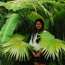 Profil korisnika Akshatha