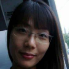Miyoung felhasználói profilja