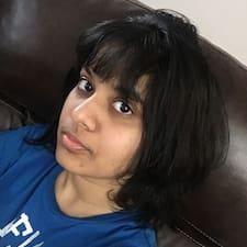 Lakshmi Pallavi felhasználói profilja