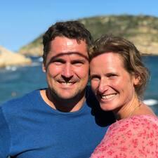 Joséphine & Guirec felhasználói profilja