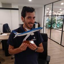 Användarprofil för Danilo Ariel
