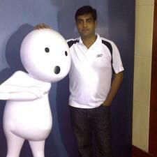 Profil utilisateur de Manoj Kumar