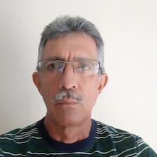 José R. felhasználói profilja