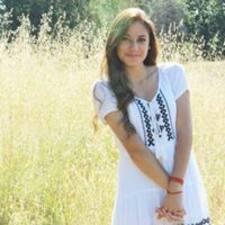 Profil utilisateur de Shanti