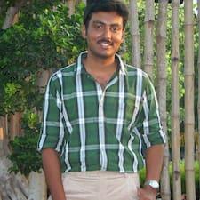 Profil utilisateur de Sathiya