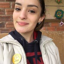 Maria Luísa的用戶個人資料