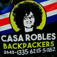 CasaRoblesHostel - Profil Użytkownika