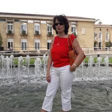 Profil Pengguna Rose Marie