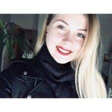 Profil utilisateur de Valentine