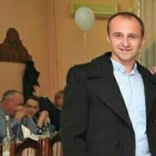 Mladen felhasználói profilja