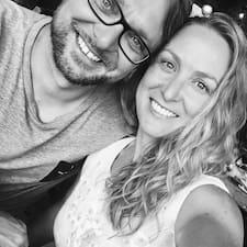 Damien & Kate - Uživatelský profil