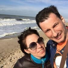 Perfil do utilizador de Kirill&Katya