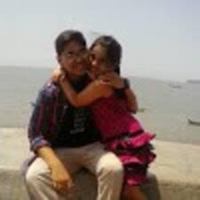 Shantanu felhasználói profilja
