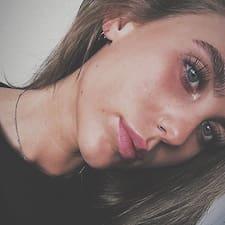 Profil utilisateur de Delia