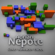 Profilo utente di Adrián Fabio