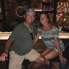 Janet & Mike felhasználói profilja