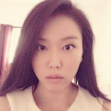 Perfil do usuário de Yuna