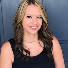 Lesley felhasználói profilja