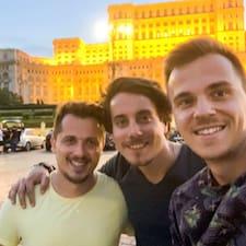 Sergiu, Gabriel & Alex