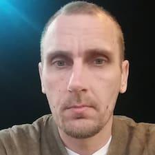 Gebruikersprofiel Antti