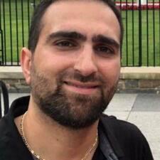 Profil utilisateur de Raed