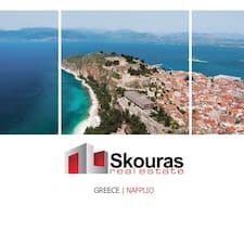 Профиль пользователя Skouras
