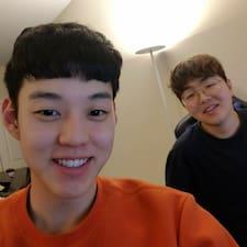 Perfil do usuário de 민구
