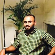 Profil utilisateur de Jerith Sreejith