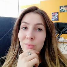 Kateryna User Profile