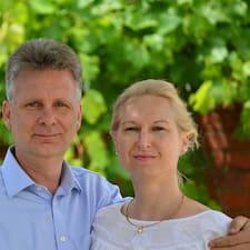 Lena & Birger - Uživatelský profil