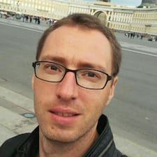 Profil Pengguna Юрий