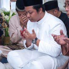 Mohd Akmal Fikri的用戶個人資料