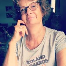 Marie-Jo felhasználói profilja