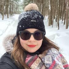 Profil utilisateur de Joanie