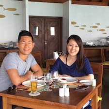 Aya + Yusukeさんのプロフィール