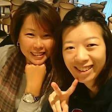 Yu Cong felhasználói profilja