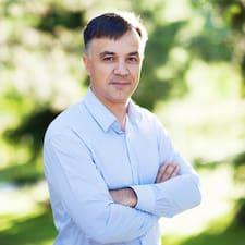 Profil utilisateur de Sergiy